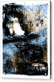 Ice Number One Acrylic Print by Bob Orsillo