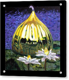 Image Number Eleven Acrylic Print by John Lautermilch