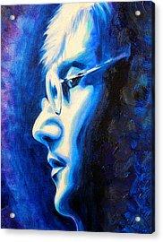 'imagine' Acrylic Print by Susi Franco