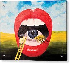 Immortal  Acrylic Print by John Alekseev
