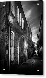 In Back Acrylic Print by Marvin Spates