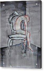 Inanitas Acrylic Print by Maya Brittain