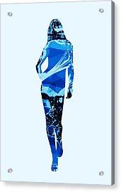 Independent Acrylic Print by Anastasiya Malakhova