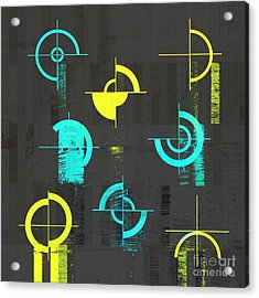 Industrial Design - S01j021129164a Acrylic Print by Variance Collections