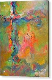 Infinite Light Acrylic Print by Deb Magelssen