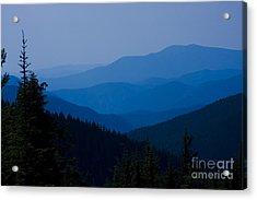Infinity Acrylic Print by Idaho Scenic Images Linda Lantzy