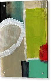 Intersection 39 Acrylic Print by Linda Woods