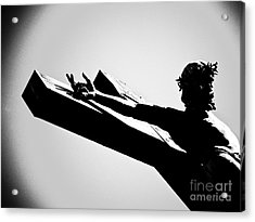It Is Finished Acrylic Print by Robin Sloan