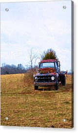 It Is Over Now Acrylic Print by Jan Amiss Photography