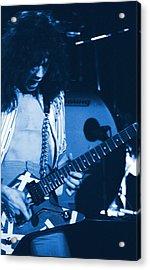 Jamie's Crying The Blues In Spokane Acrylic Print by Ben Upham