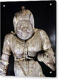 Japan: Buddhist Statue Acrylic Print by Granger