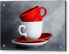 Java Acrylic Print by Tom Mc Nemar