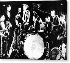 Jazz Musicians, C1925 Acrylic Print by Granger