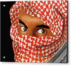 Jihadi Acrylic Print by Darren Stein
