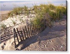 Jones Beach Long Island New York Acrylic Print by Jim Dohms