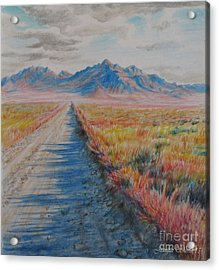 Journey  Acrylic Print by Jeanette Skeem
