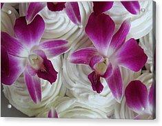 Kaleido Cakes Acrylic Print by Jose Rodriguez
