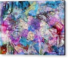 Kaleidoscope Acrylic Print by Don  Wright
