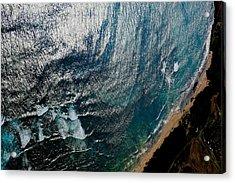 Makai Acrylic Print by Steven Lapkin
