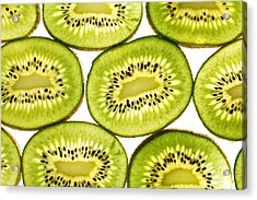 Kiwi Fruit II Acrylic Print by Paul Ge