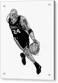 Kobe Acrylic Print by Ben Henderson
