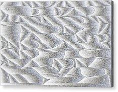 l15-FBF2EF-3x2-1800x1200 Acrylic Print by Gareth Lewis