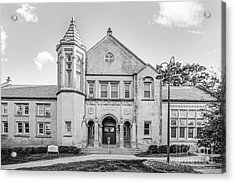 Lake Forest College Reid Hall Acrylic Print by University Icons