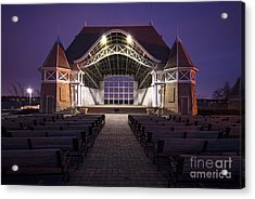 Lake Harriet Bandshell Acrylic Print by Craig Hinton