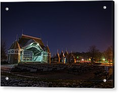 Lake Harriet Bandshell Acrylic Print by Jim Cummings