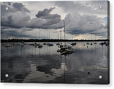Lake Harriet Acrylic Print by Senthil Subramanian