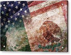 Land Of Opportunity Acrylic Print by Az Jackson