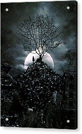 Last Day  Acrylic Print by Cambion Art