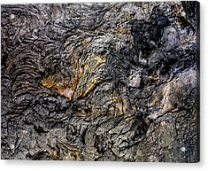 Acrylic Print featuring the photograph Lava by M G Whittingham