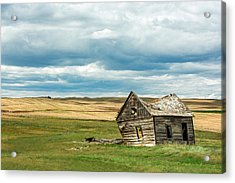 Leaving Home Acrylic Print by Todd Klassy