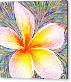 Leelawadee Acrylic Print by Atiketta Sangasaeng