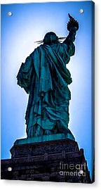 Let Freedom Ring Acrylic Print by James Aiken