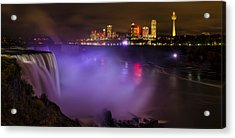 Let There Be Light Acrylic Print by Mark Papke