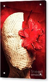 Life Review In Death Acrylic Print by Jorgo Photography - Wall Art Gallery