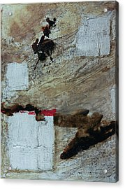 Life's Journey 1 Acrylic Print by Marie Baehr