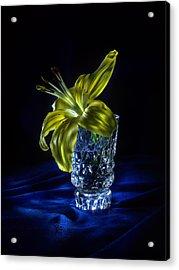 Light Inside Acrylic Print by Alexey Kljatov