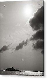 Light Of The Sky Acrylic Print by Konstantin Dikovsky