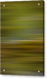 Living Water X Acrylic Print by Jon Glaser