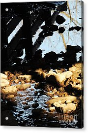 Lost In Beverly Hills Acrylic Print by Todd Sherlock