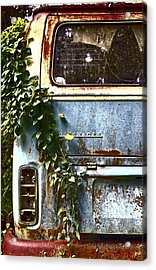 Lost In Time Acrylic Print by Carolyn Marshall
