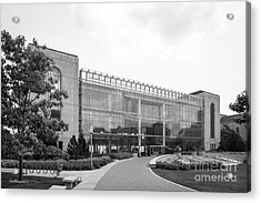 Loyola University Klarchek Commons Acrylic Print by University Icons