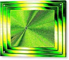 Luminous Energy 14 Acrylic Print by Will Borden