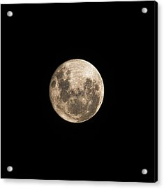 Lunar Perigee Acrylic Print by Andrew Paranavitana