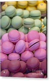 Macarons Acrylic Print by Svetlana Sewell