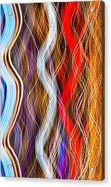 Magic Carpet Ride Acrylic Print by Az Jackson