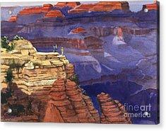 Majesty Acrylic Print by Elizabeth Carr